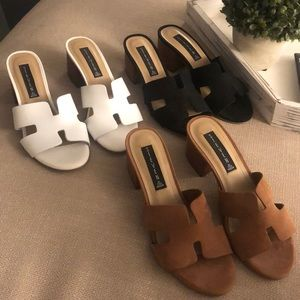 Set of 3! Steven by Steve Madden Foreva Slides